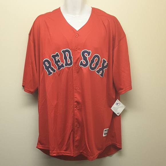 half off d1a6f 8ee54 New Dustin Pedroia Boston Red Sox jersey NWT